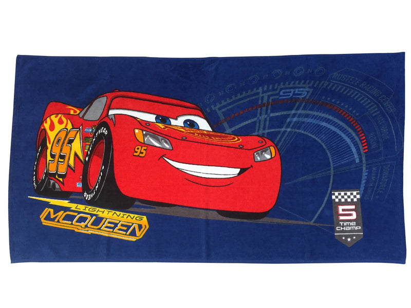 Disney Car Bath Towel 24x48 inchess - 812