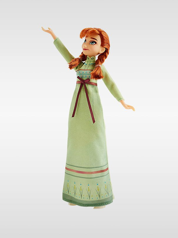 Frozen 2 Arendelle Fashion Anna Doll by Hasbro