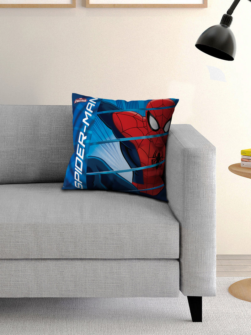 Marvel Spider Man Filled Cusion with Cover 16x16 inches - e63