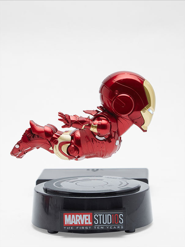 Marvel Studios: Iron Man Mark 3 Magnetic Floating Egg Attack (The First Ten Years Edition)