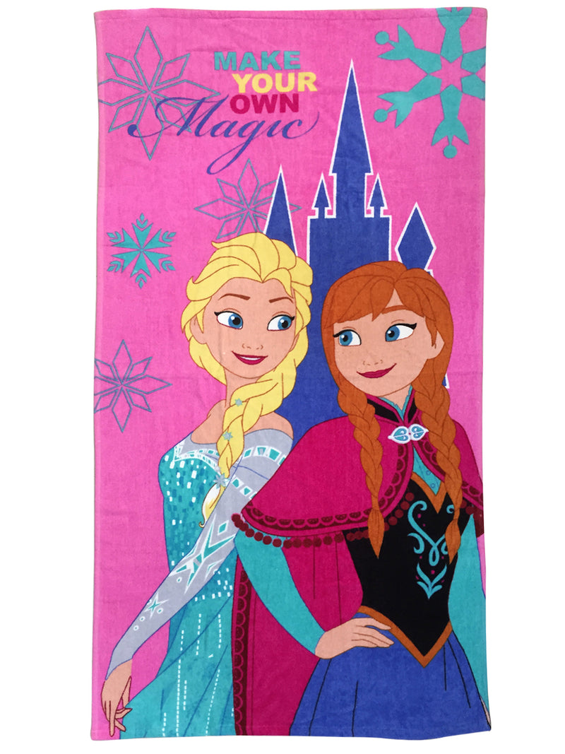 Disney Frozen Bath Towel 24x48 inchess - 816