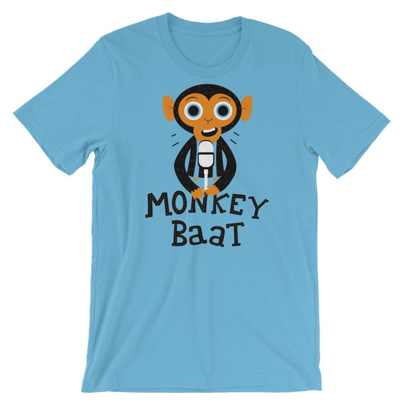 Monkey Baat Women T-Shirt