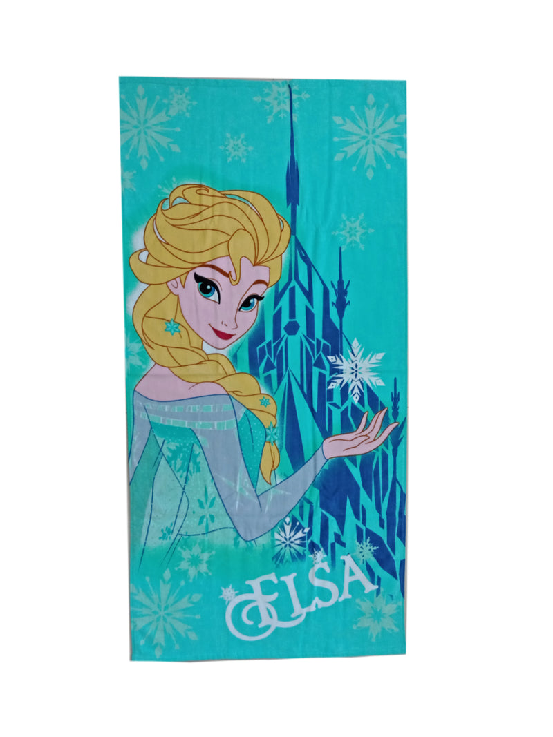 Disney Frozen Bath Towel 24x48 inchess - 819