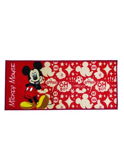 Mickey Runner Carpet & Doormat Combo