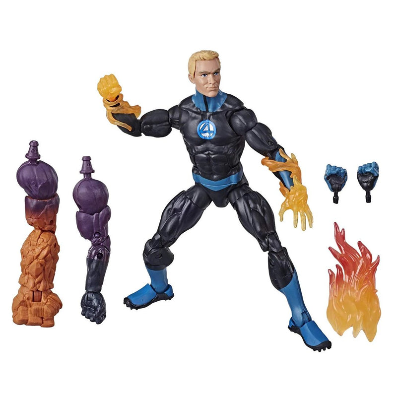 Fantastic Four Marvel Legends Human Torch Figure