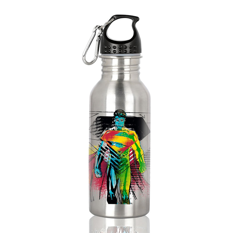Colour Changing Magic Bottle SUPERMAN MAN OF STEEL
