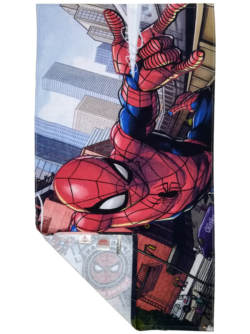 Marvel Spiderman Kids Bath Towel 24x48 inches - 707