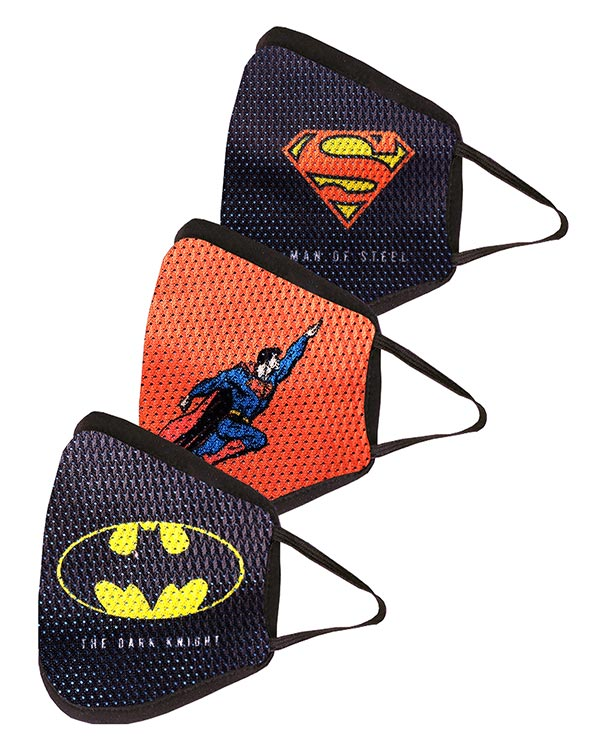 Superman Mask Set (Ages 2-7)