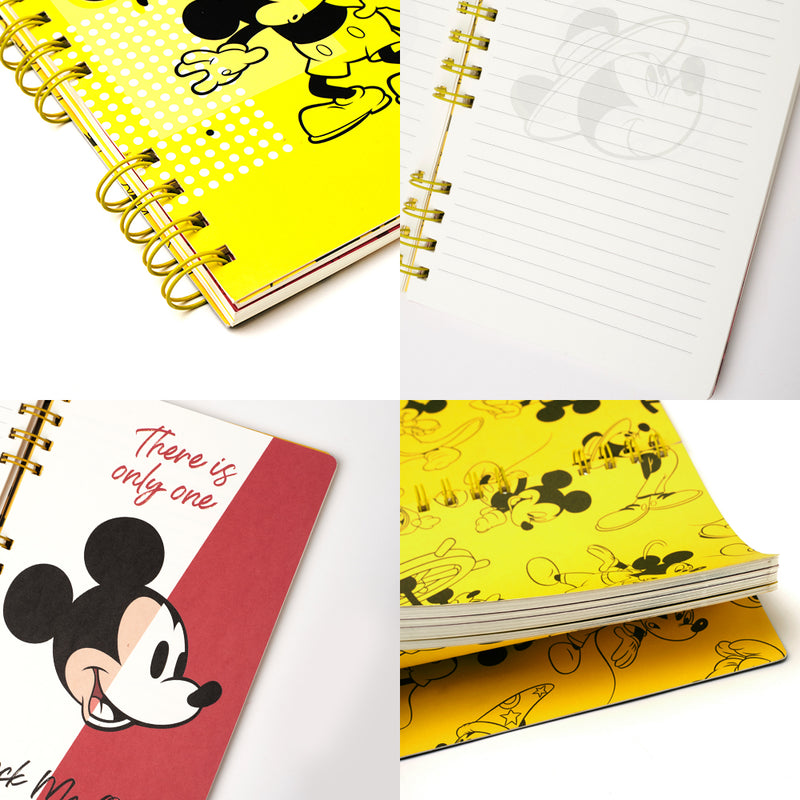 Mickey Mouse (Oh Gosh) Diary