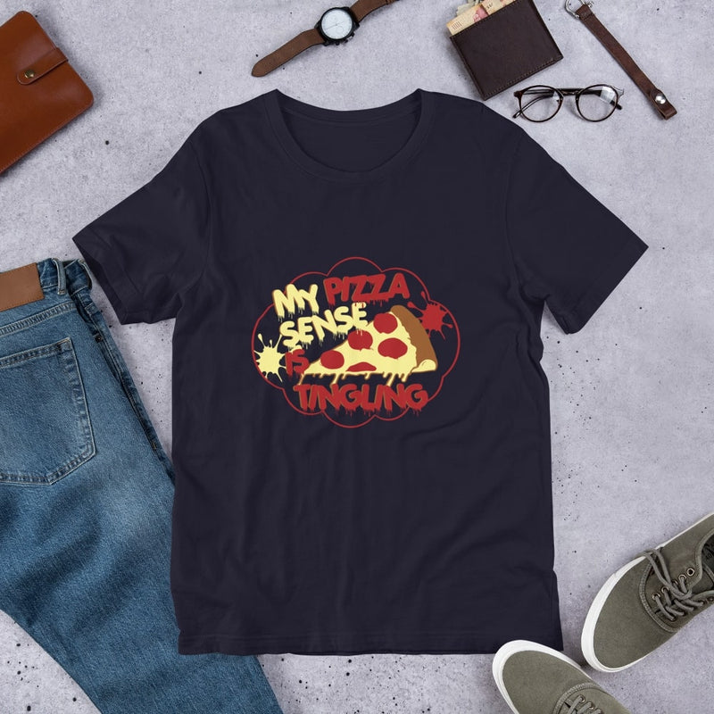 My Pizza Sense Mens T-Shirt