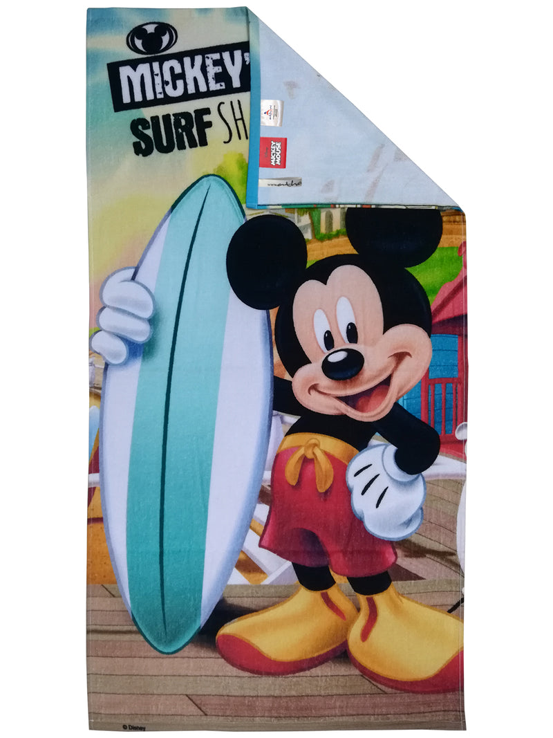 Disney Mickey Mouse Kids Bath Towel 24x48 inches - 701