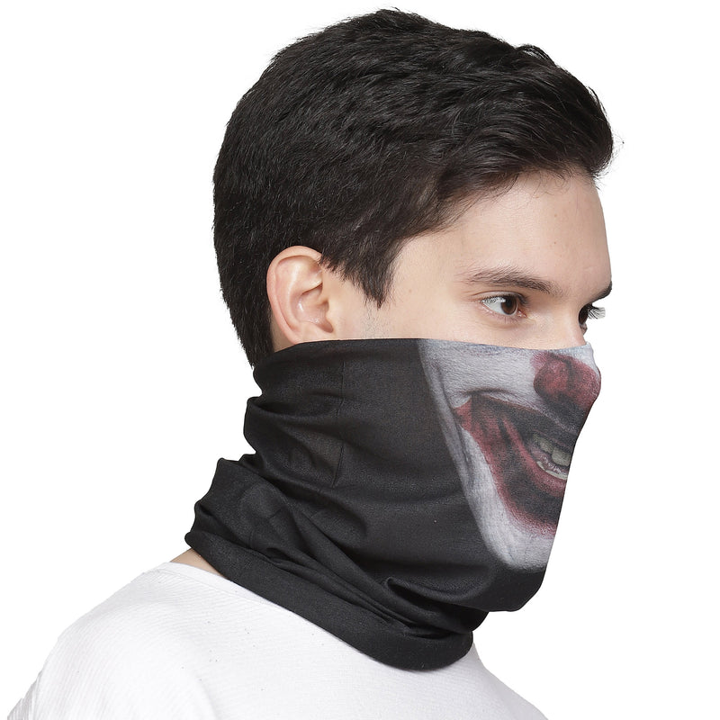 Black Colour Unisex Neck gaiter