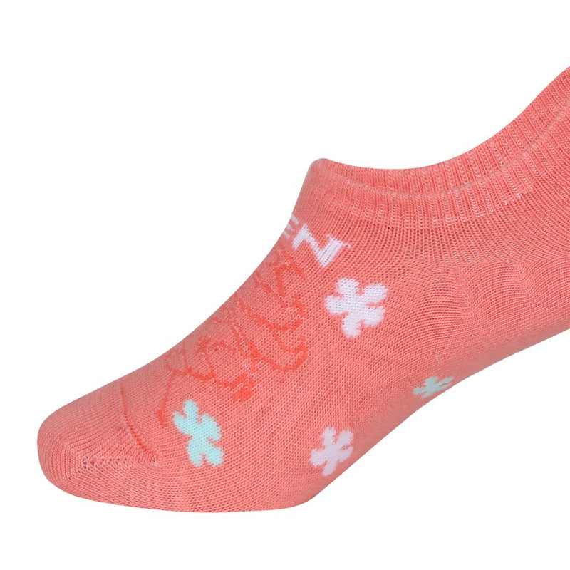 Disney Frozen Character Socks Pink Pack of 3