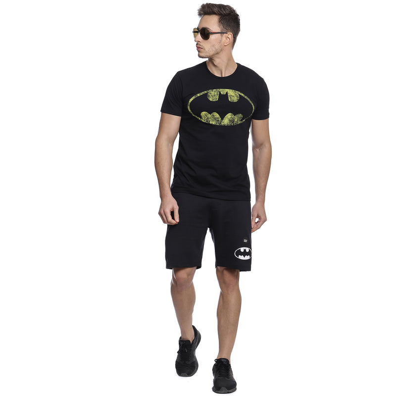 Batman printed T-Shirt for Men - MT0CBM32 Bioworld