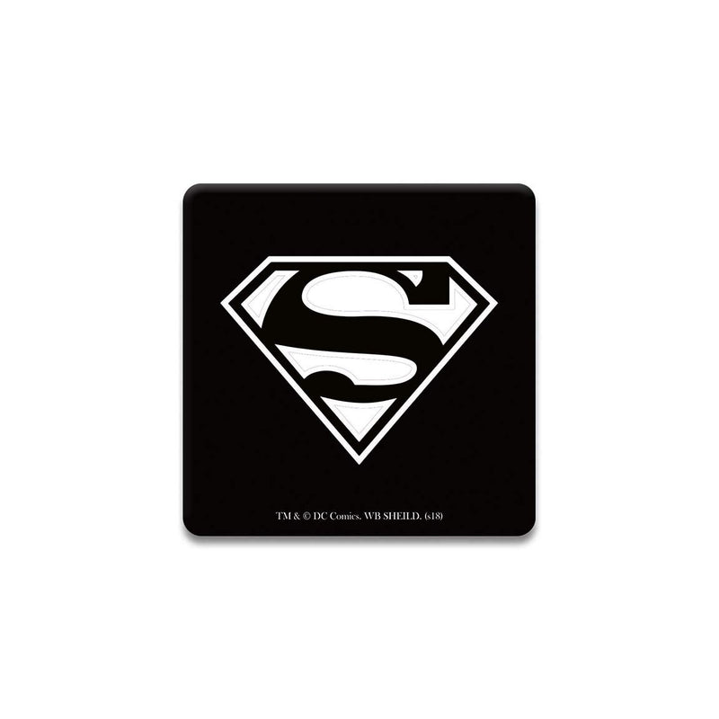 DC Comics Design Pack of 4 - Wooden Coaster