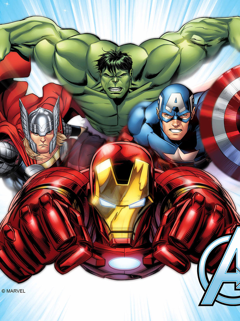 Marvel Avengers Super hero Cusion with Cover 16x16 inches - e45