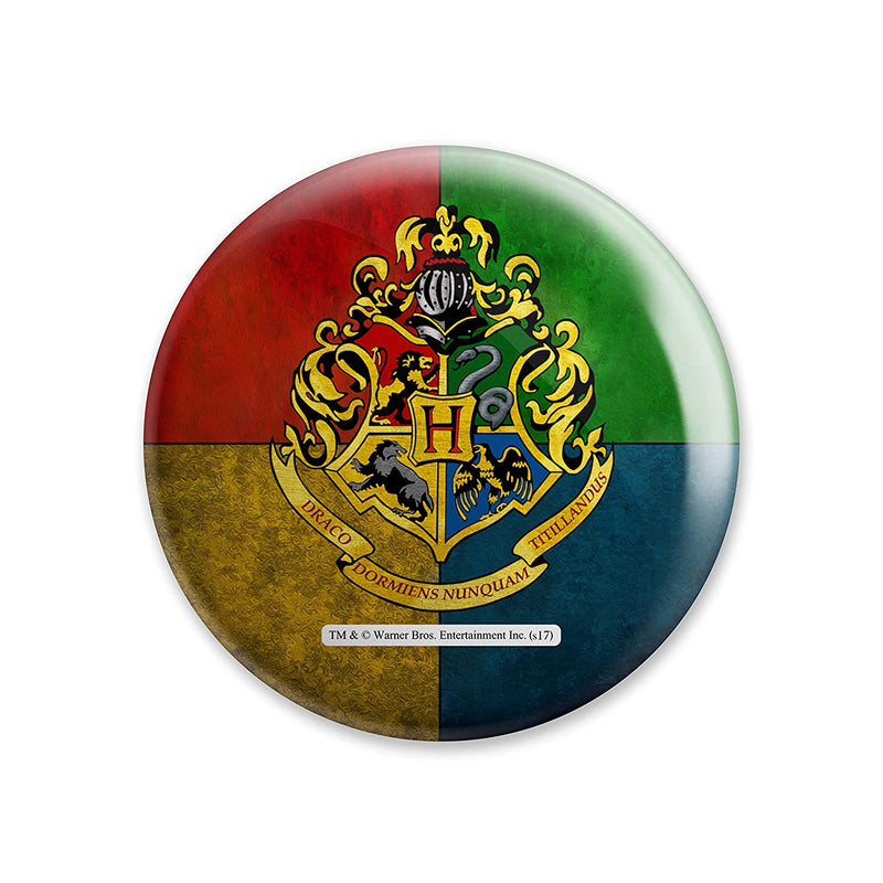 Harry Potter Badges Combo - Pack of 4