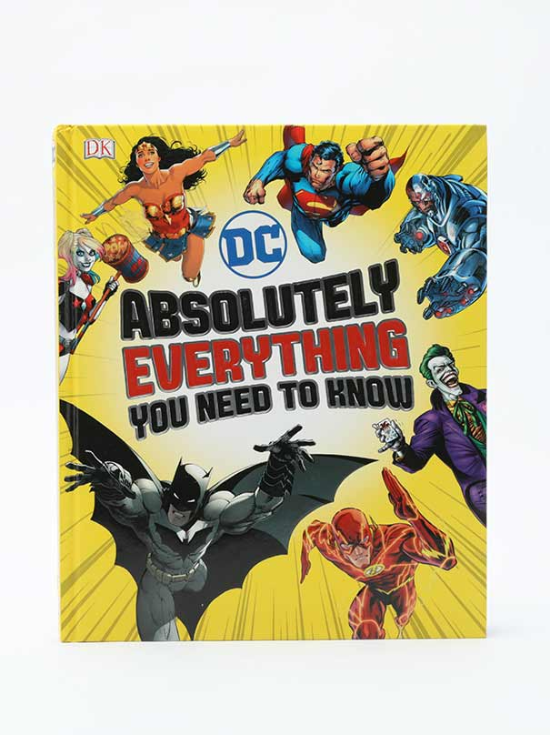 DC - Absolutelty Everything you need to know