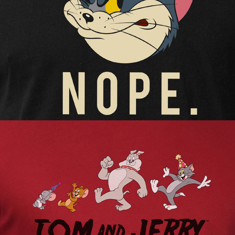 Tom & Jerry pack of 2 tshirts for Men - MTTNJ03