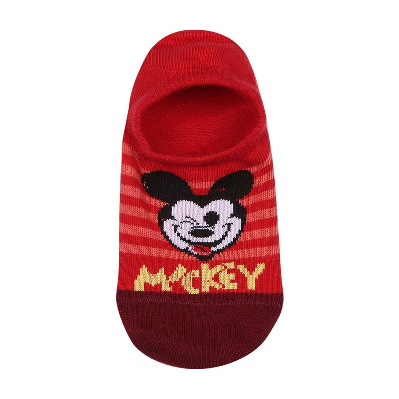 Disney Mickey & Friends Character Socks Light Pack of 3