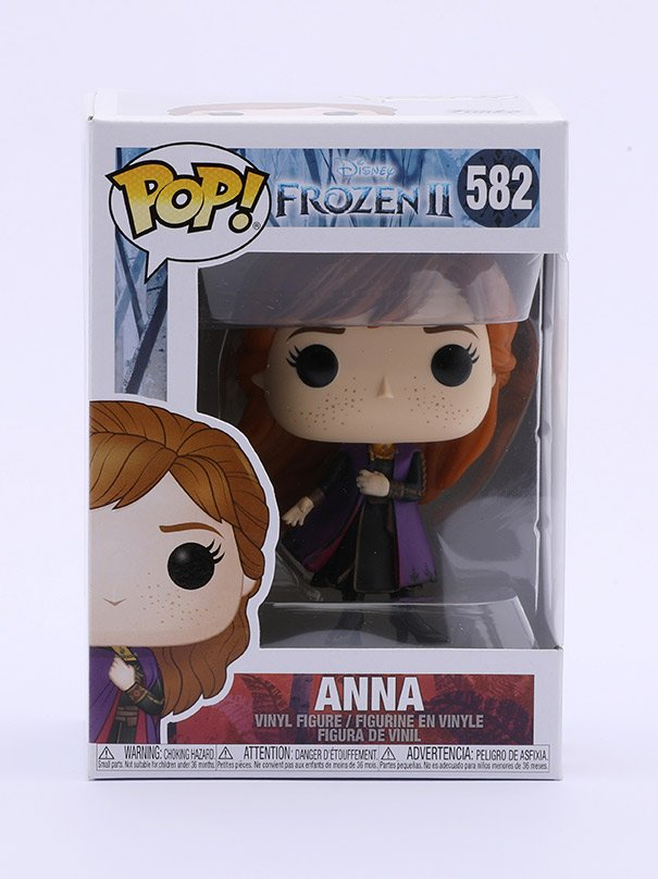 Frozen 2 : Anna Funko Pop!