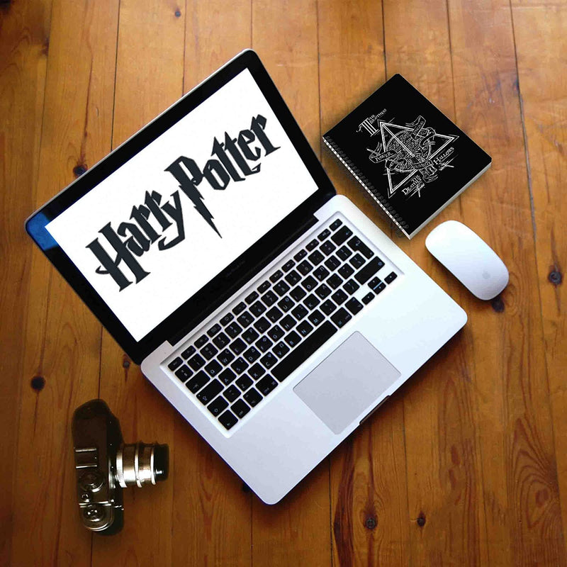 Harry Potter Triangle Notebook