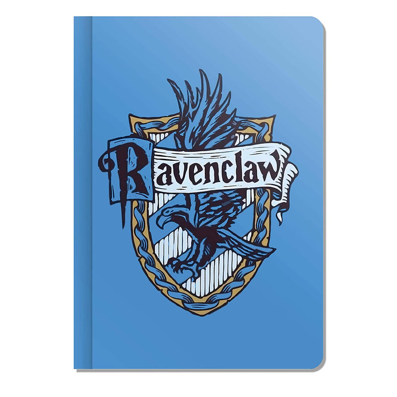 Harry Potter Combo Binded Notebook ( Pack of 4 )
