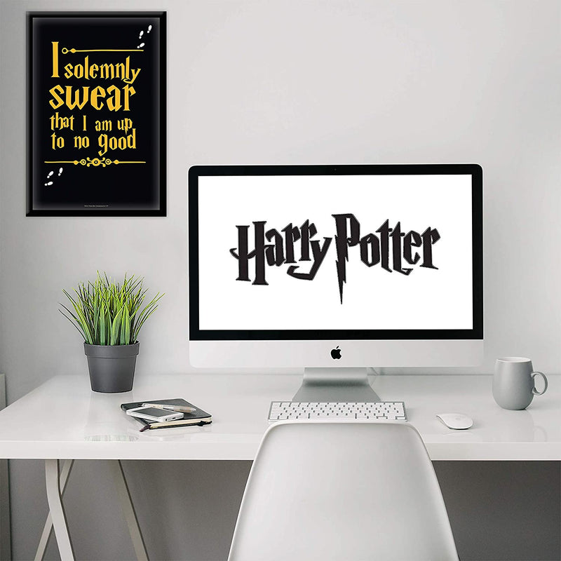 Harry Potter I Solemnly Swear Poster