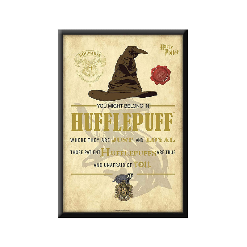 Harry Potter Poster Muggle - Set of 4