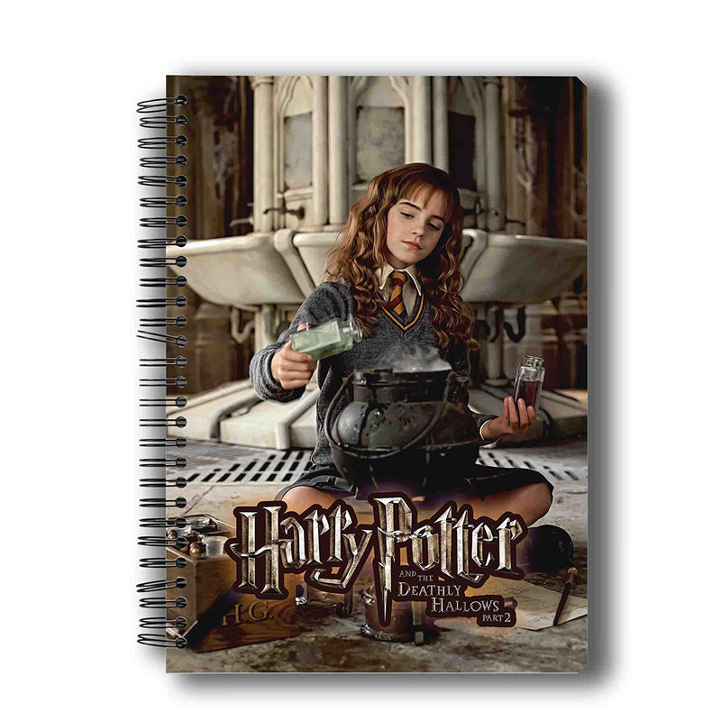 Harry Potter Hermonie Notebook