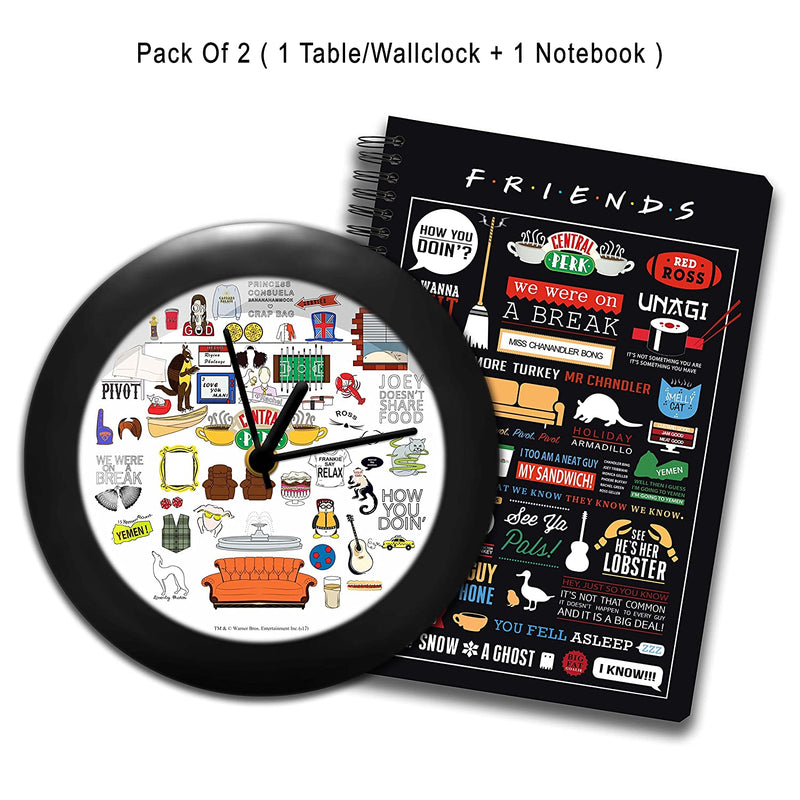 Friends Combo [ Pack of 2 ]