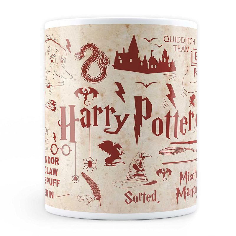 Harry Potter Gift Set Combo ( Pack of 3 )