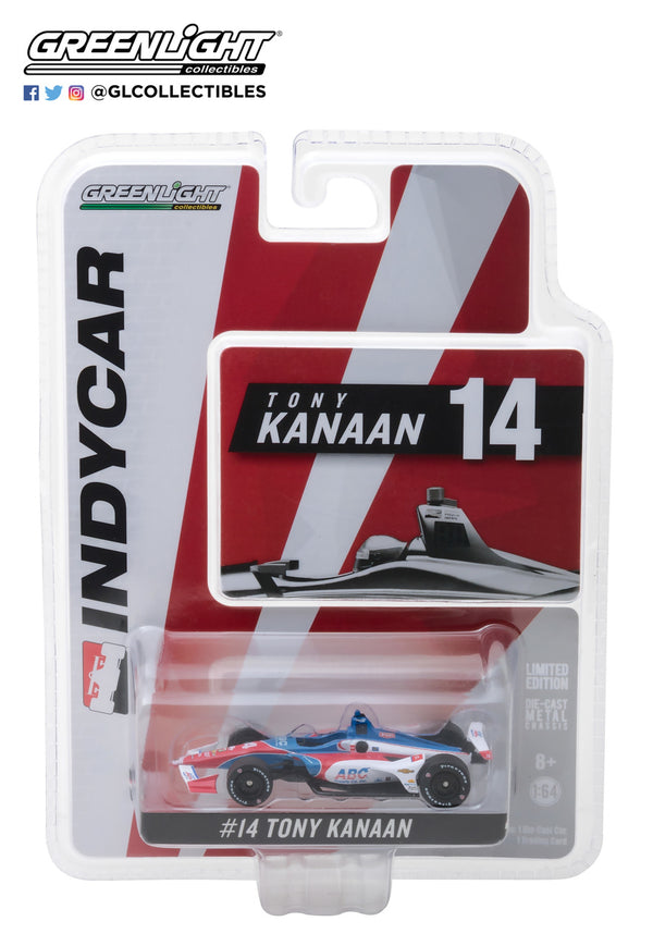 2018 Tony Kanaan ABC Supply Co. inc. 1:64 Diecast