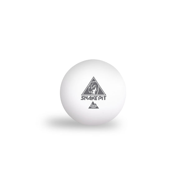 "Snake Pit ""Presented by Coors Light"" 6pk Ping Pong Balls"