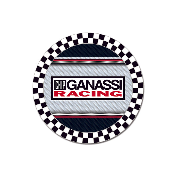 Chip Ganassi Racing Round Lapel Pin