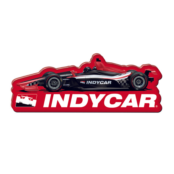 INDYCAR Car Side HD Magnet