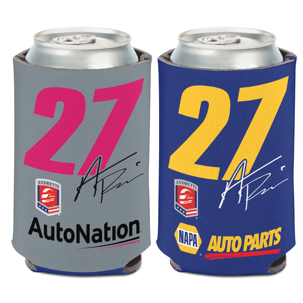 "Alexander Rossi ""27"" Driver Can Cooler"