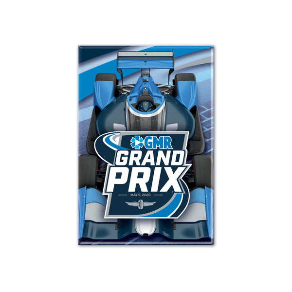 2020 GMR Grand Prix of Indy Magnet