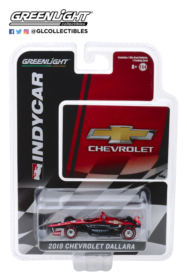 2019 Chevrolet Dallara 1:64 Diecast