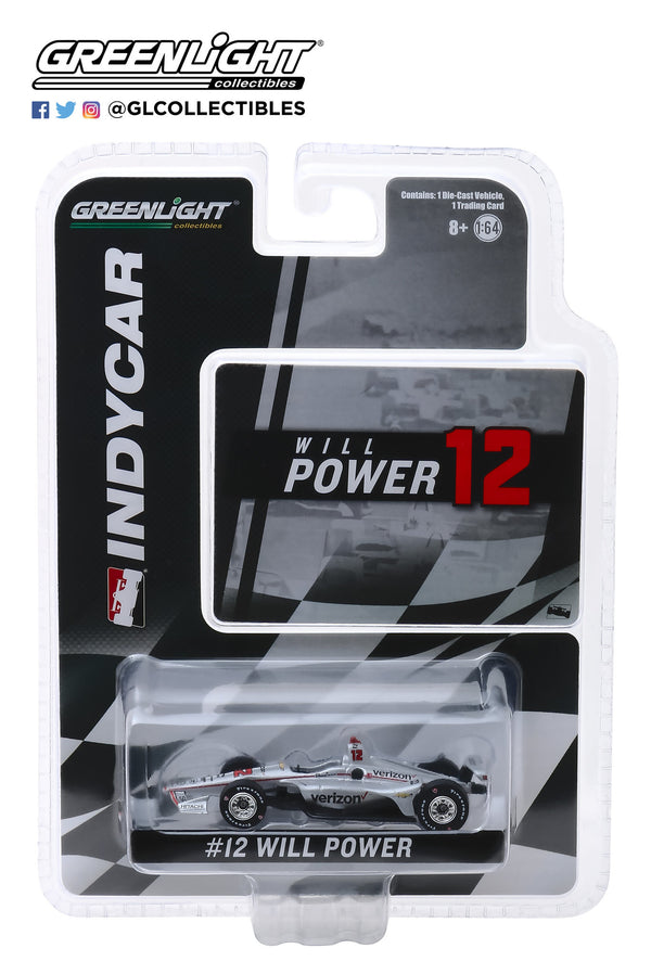 2019 Will Power Verizon 1:64 Diecast