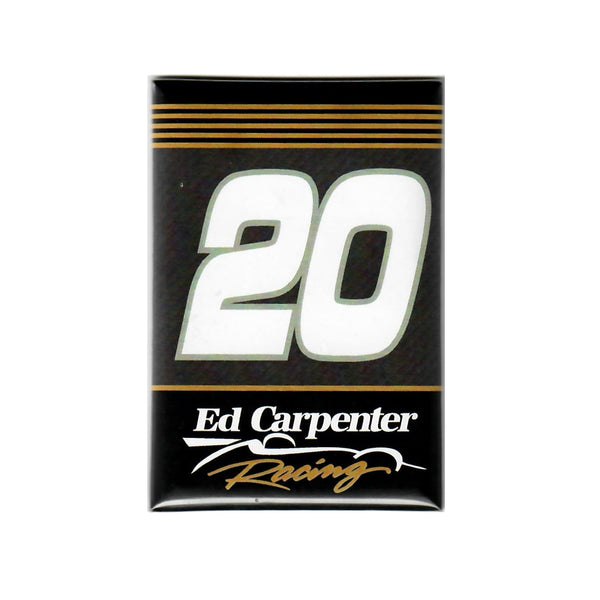 "Carpenter/Jones ""20"" Driver Magnet"