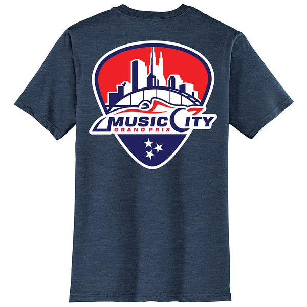 2021 Music City Grand Prix T-Shirt