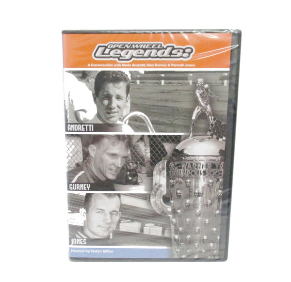 Open Wheel Legends DVD