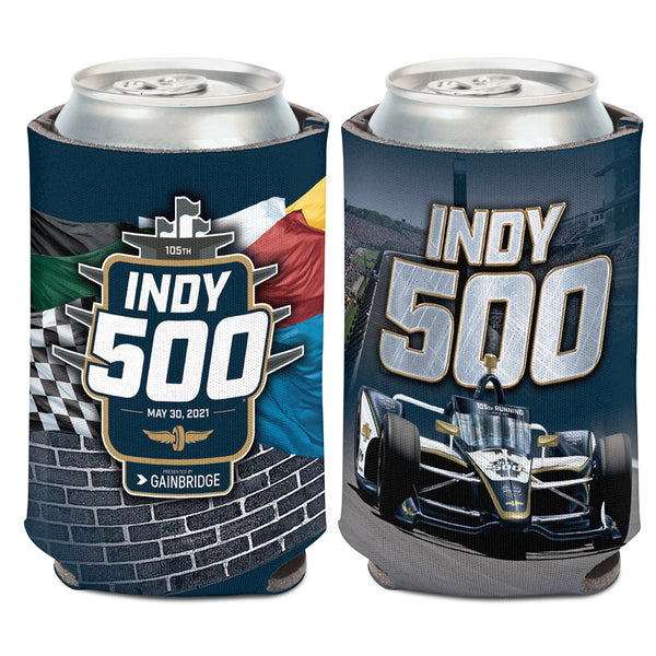 2021 Indy 500 Can Cooler