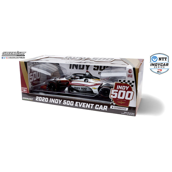 104th Running 1/18 Event Car Autographed by Starting Field