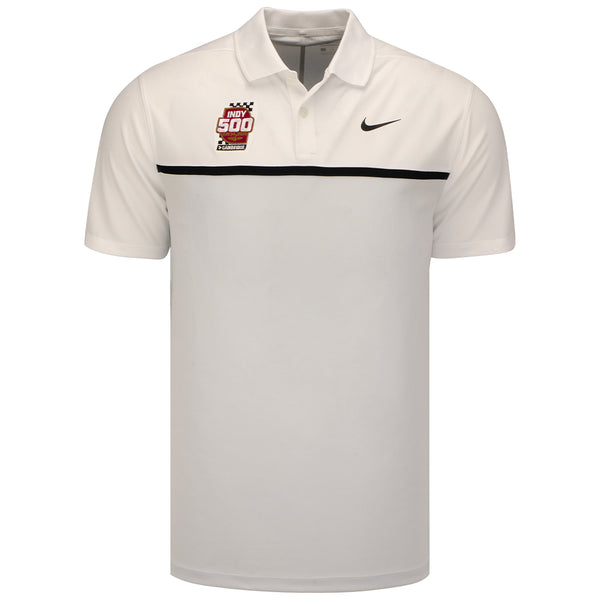 2020 Indy 500 Dry Colorblock Nike Polo