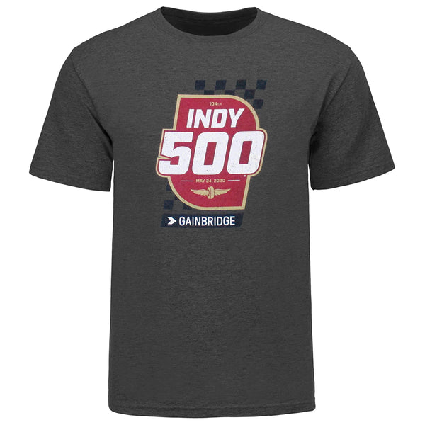 2020 Indy 500 Car Graphic T-Shirt
