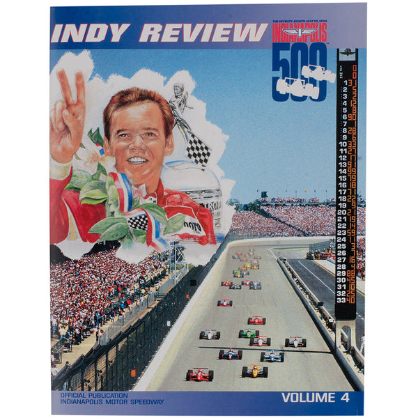 1994 Indy Review Hardcover