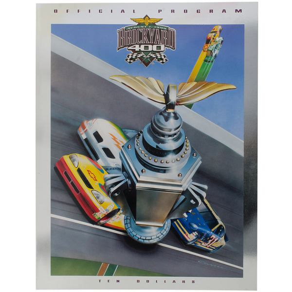 1999 Brickyard 400 Program