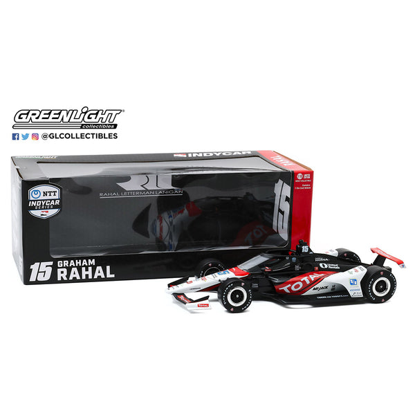 2020 Graham Rahal TOTAL 1:18 Diecast